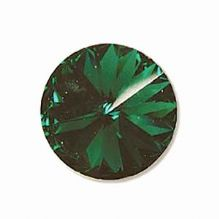Swarovski Rivoli 1122 14mm Emerald - 1
